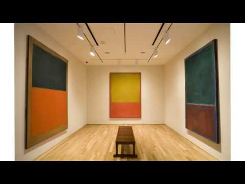 Contemplative Audio Tour: Rothko Room