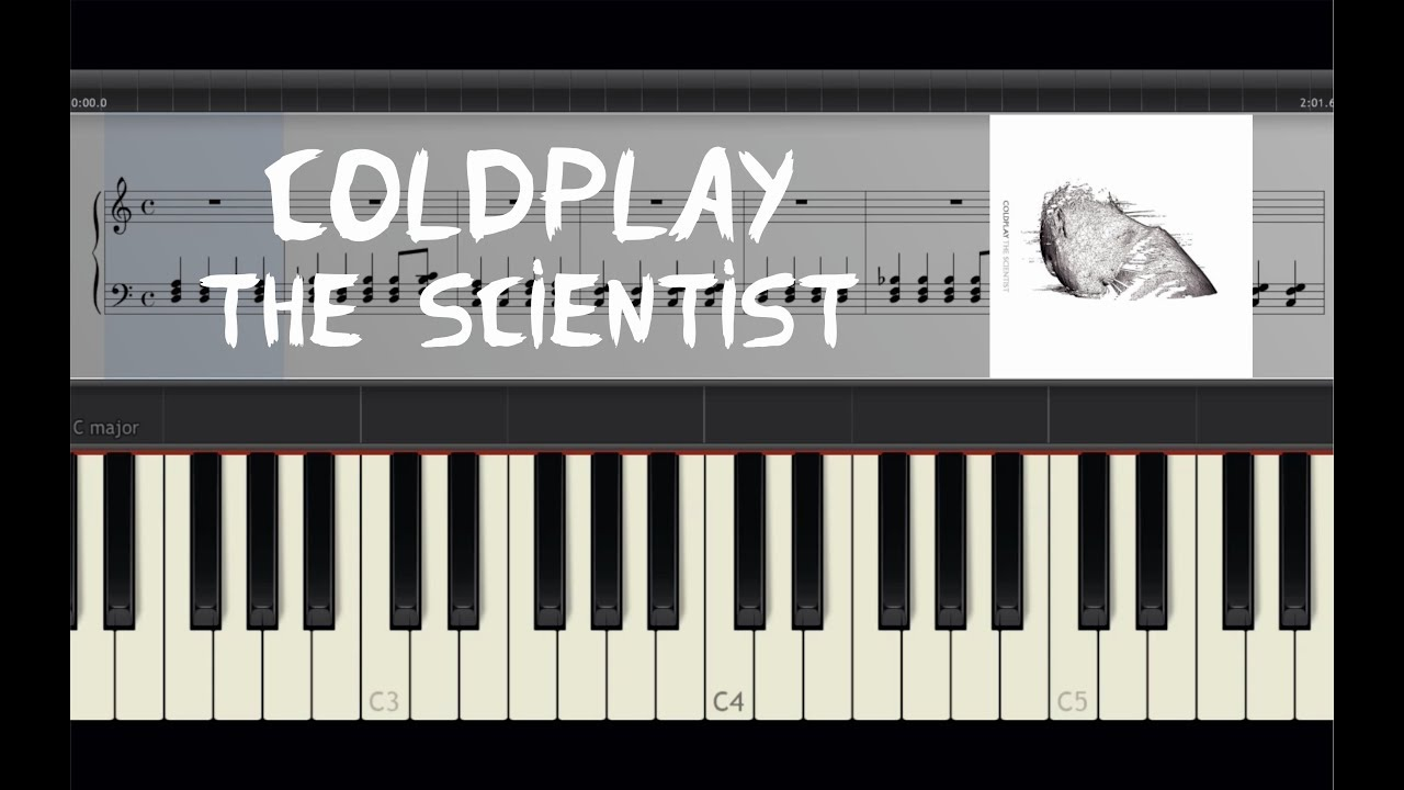 Coldplay the scientist piano tutorial by amadeus synthesia coldplay the scientist piano tutorial by amadeus synthesia sheets baditri Gallery