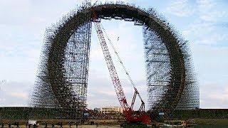 Мегапроект Дубая. Самое большое колесо обозрения в мире