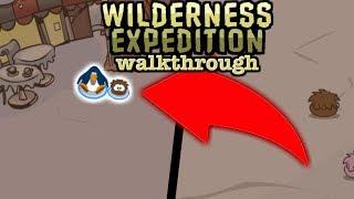 Wilderness Expedition Guide/Walkthrough (Club Penguin Rewritten)