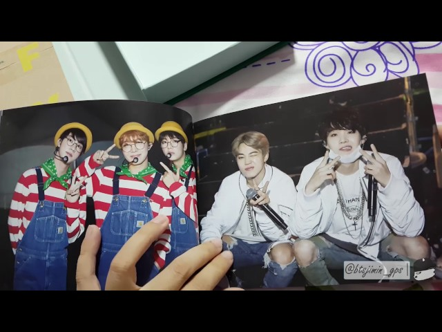 bts 3rd muster army zip video, bts 3rd muster army zip clip