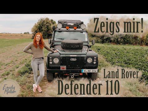 Zeigs mir! Defender110 Camper Vorstellung - unser Reiseauto