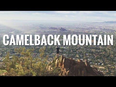 Hiking Camelback Mountain [USA Trip 2/3]