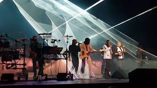 Earth,  Wind & Fire - Keep your head to the sky , devotion - live in Las Vegas mai 2018