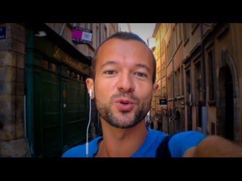 Лион VLOG - Улица Быка, Rue du Bœuf - экскурсия по Лиону - Франция - что посмотреть в Лионе
