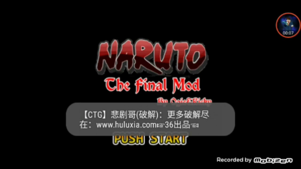 Naruto Senki Final Mod By Ogie Gameplay[Free Download]