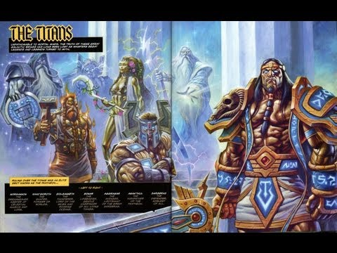 The Lore of Titans & Old Gods [Part 1/3]