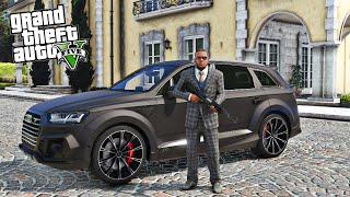 GTA 5 - DANS LA PEAU D'UN MERCENAIRE 2 (Assassinat, course poursuite, voiture de luxe etc)