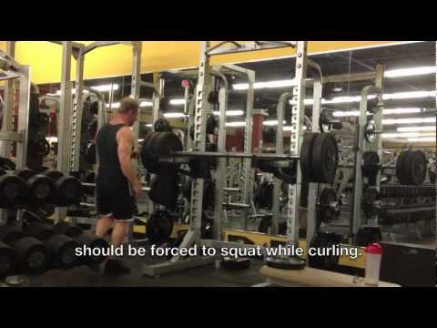 how to use a squat rack 3