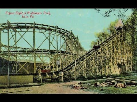 Vintage Scenes Of Waldameer Park, Erie PA