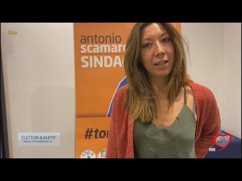 ANDRIA: PRESENTAZIONE LISTA SCAMARCIO SINDACO