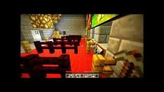 Minecraft Bank Robbery!