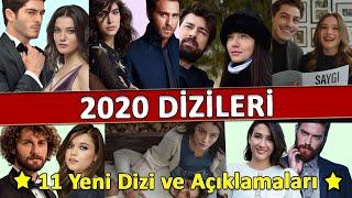 2020'de Yayınlanacak 11 Yeni Dizi ve Açıklamaları🌟