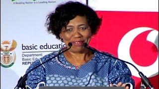 DBE Minister Motshekga welcomes 2018 Matric Top Achievers