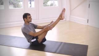 How to Do Boat Pose - Navasana