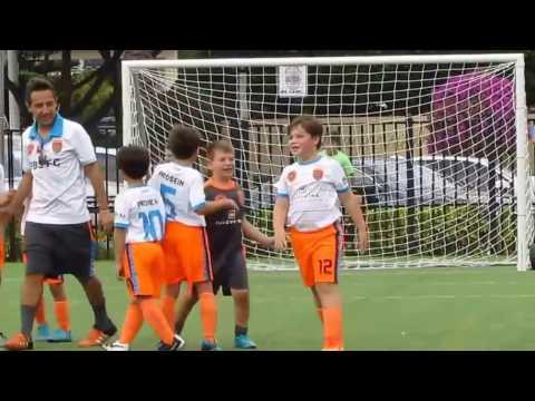 FBS U9 White   12 3 2016   Penalty Shots   SEAS League Game