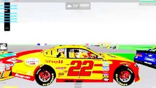 | ROBLOX | Game Review | Title : (BIG UPDATE NASCAR '16: Kentucky V 4.45
