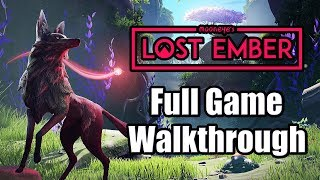 LOST EMBER Gameplay Walkthrough Part 1 FULL GAME - No Commentary [PC 1080p]