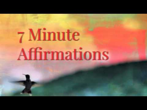 POWERFUL 7 Minute Affirmations Self Confidence for Teens