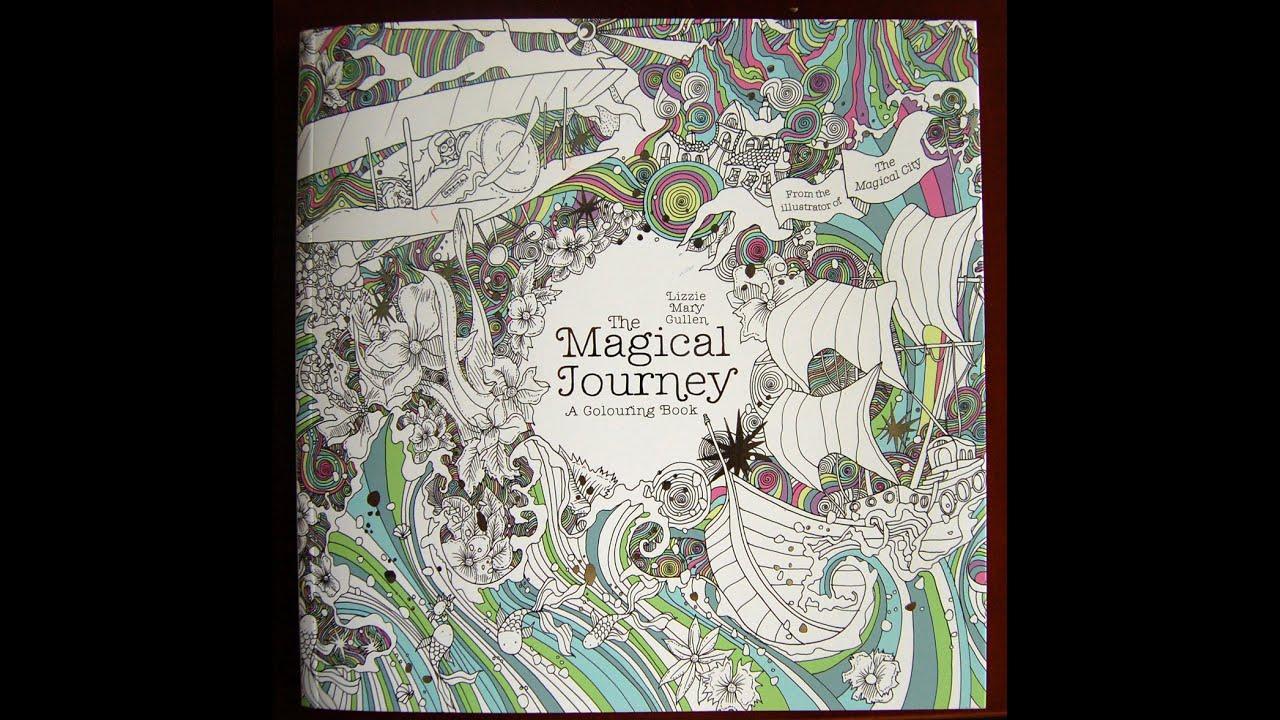 Раскраска-антистресс#Магия - YouTube