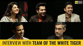 The White Tiger Interview with Anupama Chopra | Priyanka Chopra Jonas | Film Companion