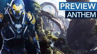 Anthem: Nur eine Destiny-Kopie? - Vorschau/Preview (Gameplay)
