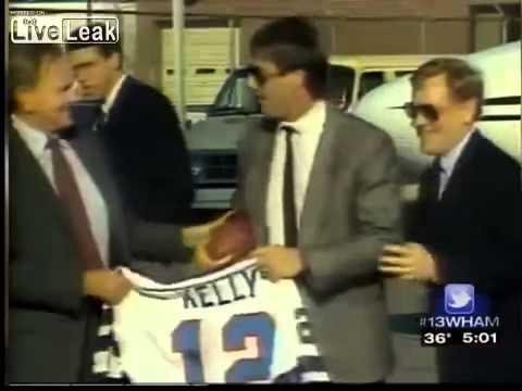 Owner of Buffalo Bills, Billionaire Ralph Wilson Jr. Died March 25th, 2014