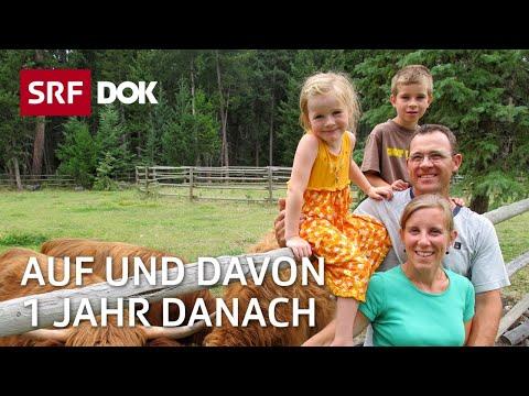 Schweizer Auswanderer | Kanada, Philippinen, Türkei | Auf und davon 2014 – 1 Jahr danach | SRF DOK