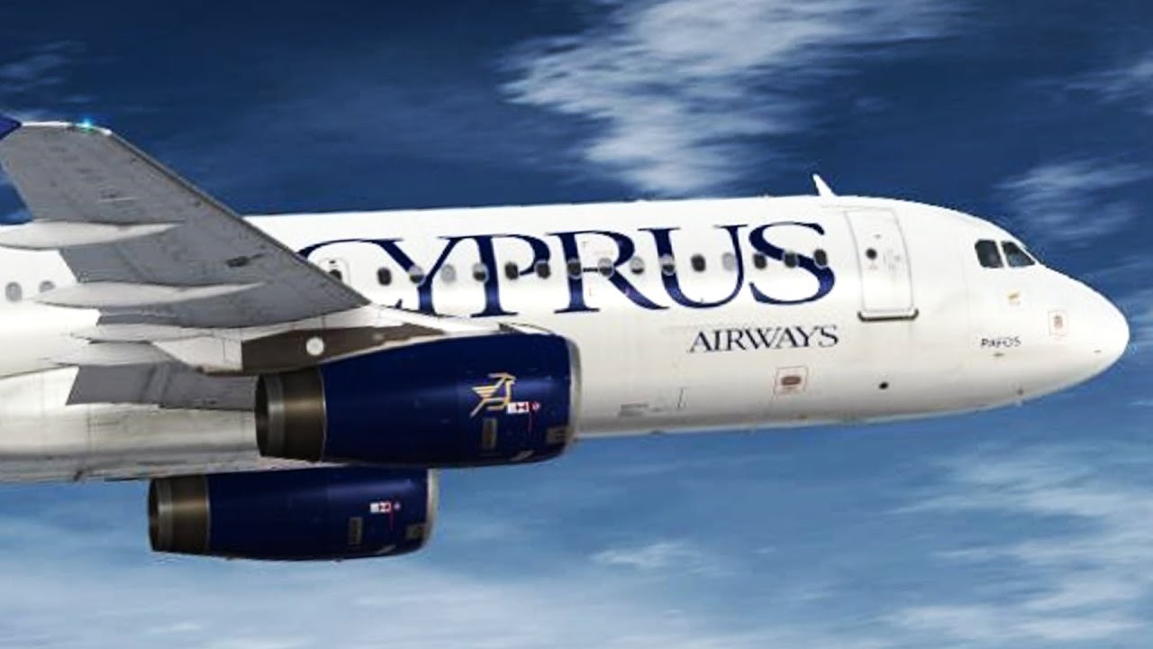 Cyprus Airways Virtual - Official Promo - The Airline is Back! - FSX