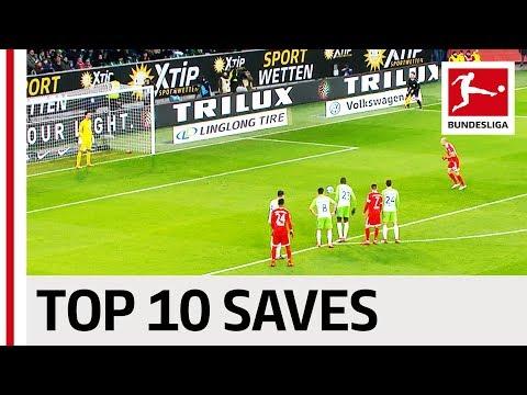 Best penalty saves 2017/18 - ulreich, fährmann, zieler & more