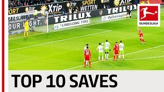 Best Penalty Saves 2017/18 - Ulreich, Fährmann, Zieler & More