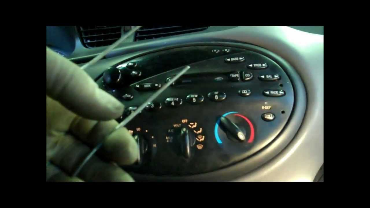 Changing A Heater Core On Ford Tauras Youtube Pin Auto Gauge Tachometer Wiring Diagram Pinterest