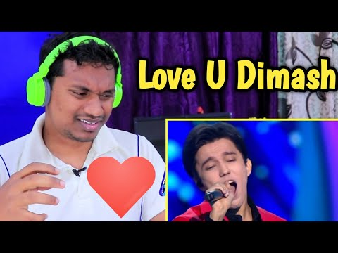 Dimash Kudaibergen - Your Love (премьера) Indian Reaction