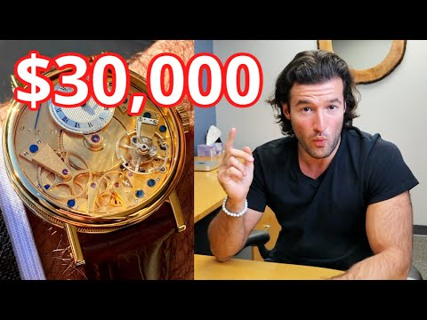 I Bought A $30,000 Watch For Daily Wear: Scam Or Ultimate Luxury? (Breguet Watch)