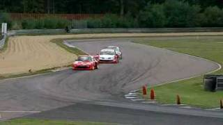 Special Saloon Car Challenge- Jyllandsringen 23 August 2009. Heat 2. pt.1