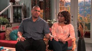 Who is your character and what is he like? - Omar Gooding