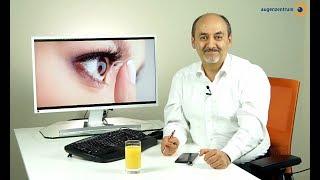 Unverträglichkeit von Kontaktlinsen