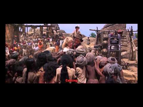 Indiana Jones and the Temple of Doom - End Credits