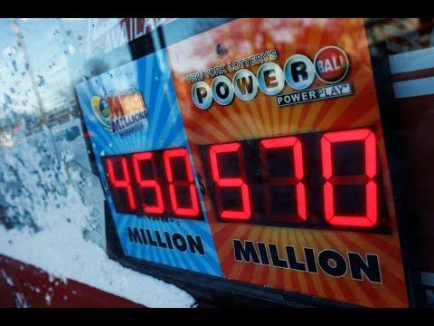 Powerball and Mega Millions jackpots top $1 billion