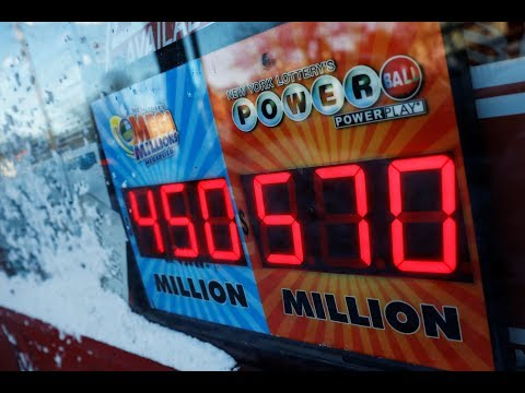 Powerball and Mega Millions jackpots top $1 billion