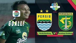 Goal Osvaldo Haay - Persib Bandung (1) vs (4) Persebaya Surabaya | Go-Jek Liga 1 Bersama BukaLapak