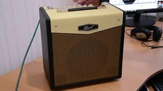Обзор Cort CM15R комбоусилитель для электрогитары