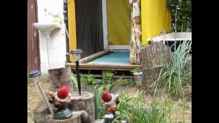 Как сделать летний душ на даче своими руками: фото, видео