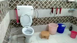 INDIAN MOM MORNING ROUTINE| BATHROOM CLEANING| How To Clean Washroom/Bathroom/Toilet Tiles Easily