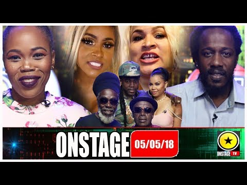 Ifrica, Marshall, Yanique, Carlene, Diamonds, Cecile & Kiprich - Onstage May 5, 2018 (FULL SHOW)