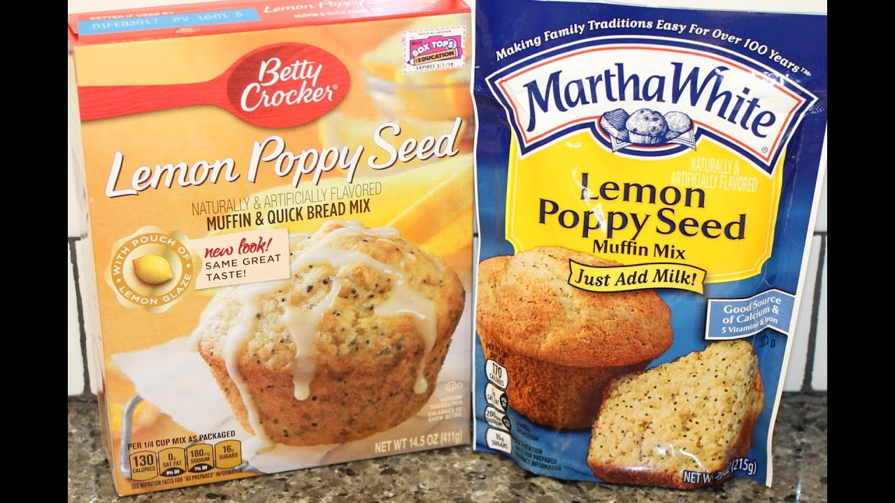 Poppy Seed Bread Recipe With Cake Mix