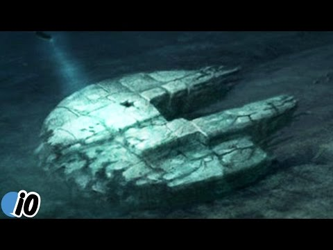 Mysterious UFO At The Bottom Of The Baltic Sea