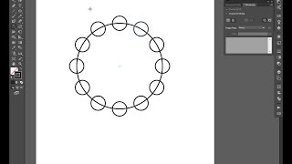 Adobe Illustrator How To Distributing Objects Around a Circle