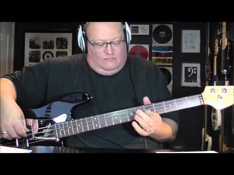 Deep Purple Child In Time Bass Cover with Notes & Tablature