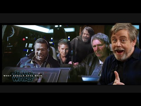 Mark Hamill Puts Disney's Star Wars on BLAST!